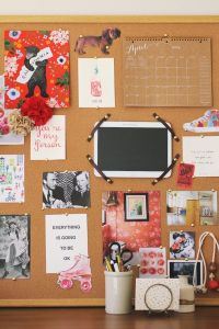 Inspired By: Pretty Office Inspiration Boards