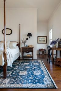 {Inspired By} Blue Patterned Statement Rugs - The Inspired ...