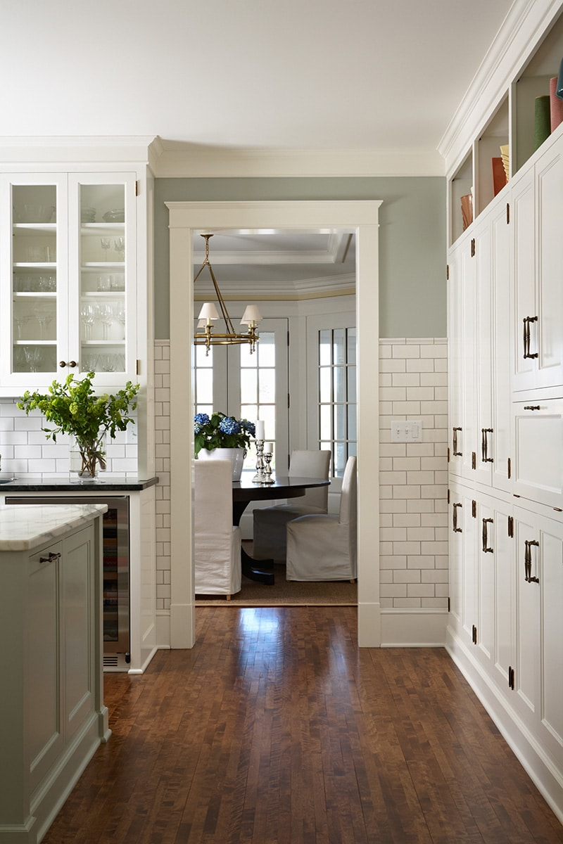 Inspiration for Black Hardware in the Kitchen Welch Forsman Associates Isles Perch