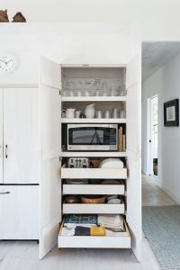 Slide Out Kitchen Pantry Drawers: Inspiration