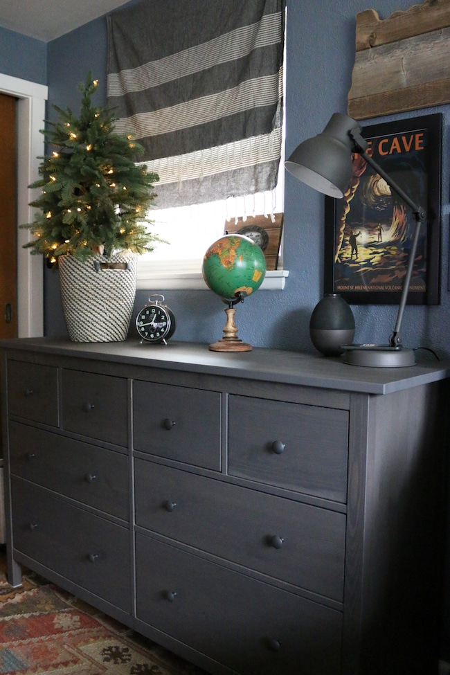 Hemnes Nightstand Updating My Teen's Room With Space For Holiday Guests