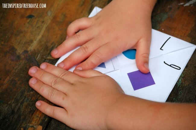 SUMMER ACTIVITIES FORTUNE TELLERS - The Inspired Treehouse
