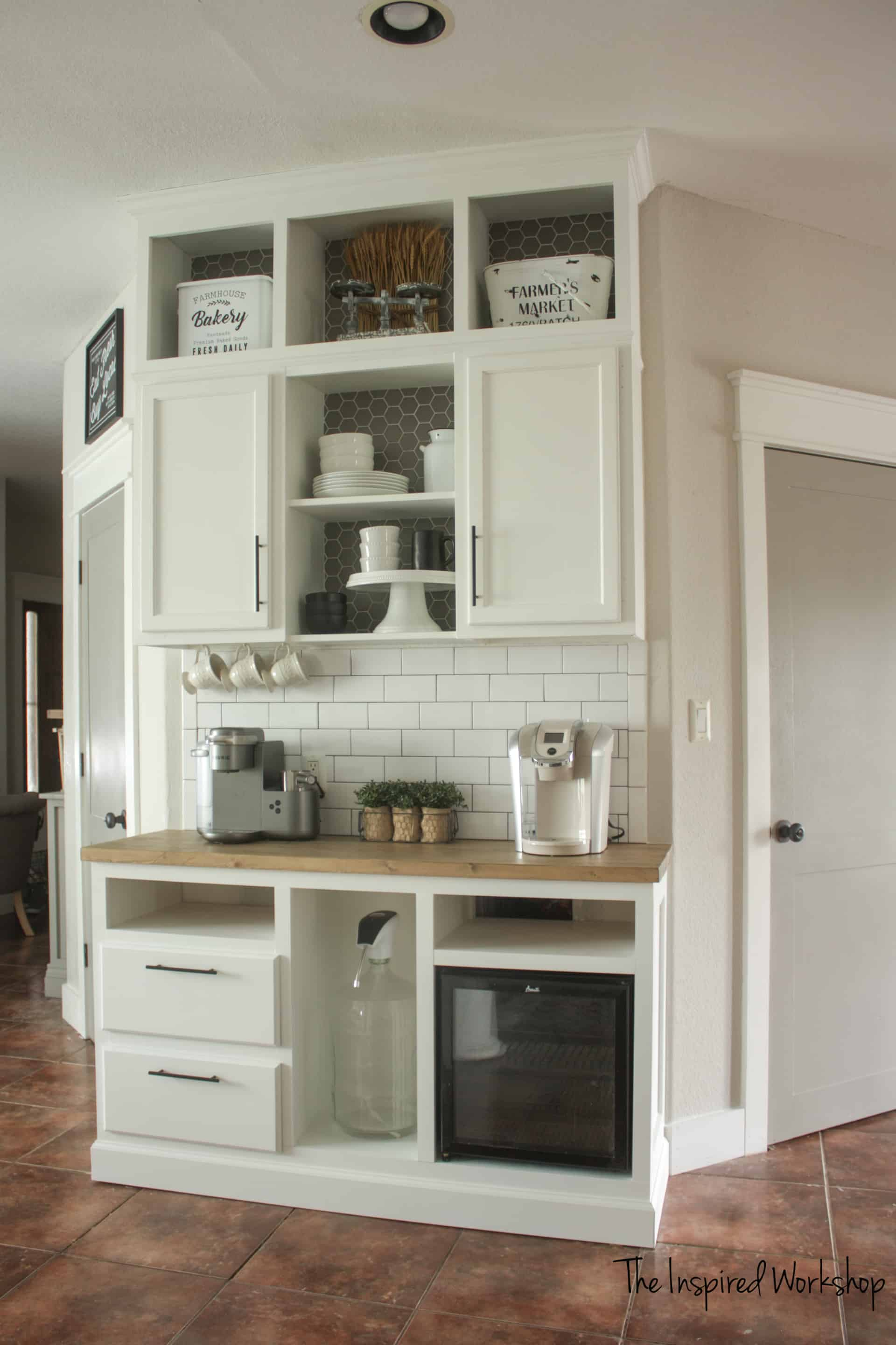Should Kitchen Cabinets Go Up To Ceiling Extending The Kitchen Cabinets And Building Out The Peninsula