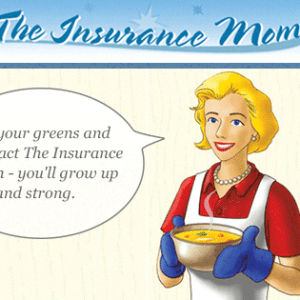 The Insurance Mom