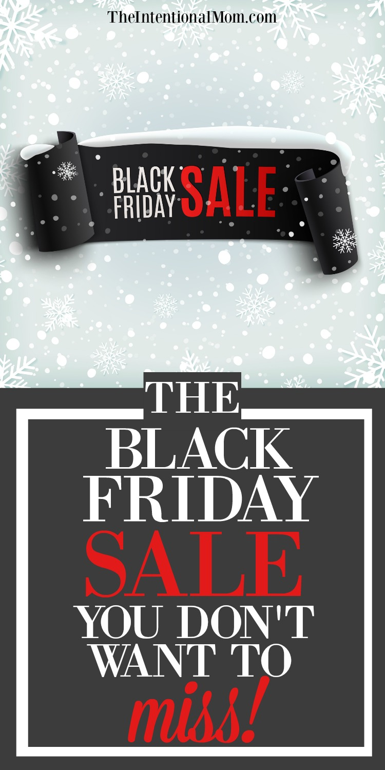 The Black Friday Sale You Don T Want To Miss