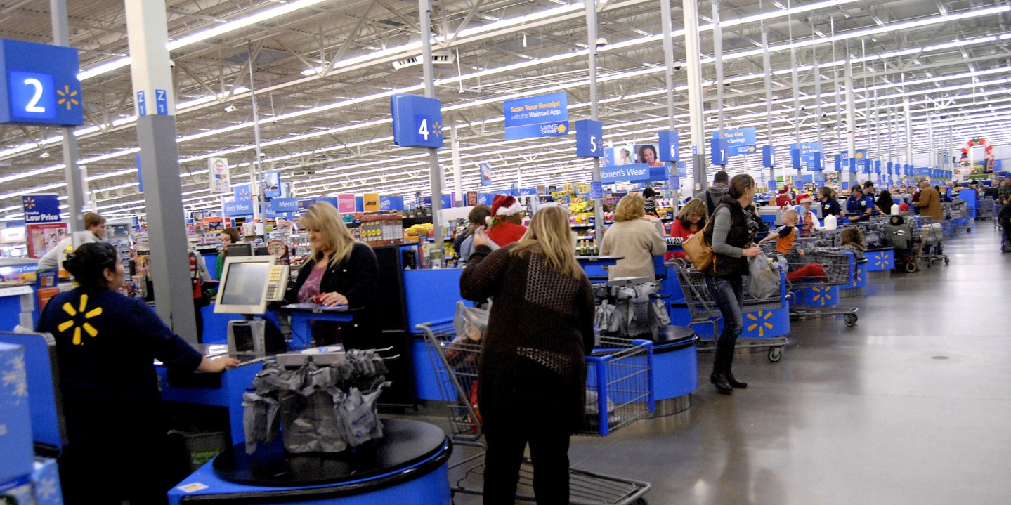 There S A New Way To Make Walmart Pay For The Food Stamps