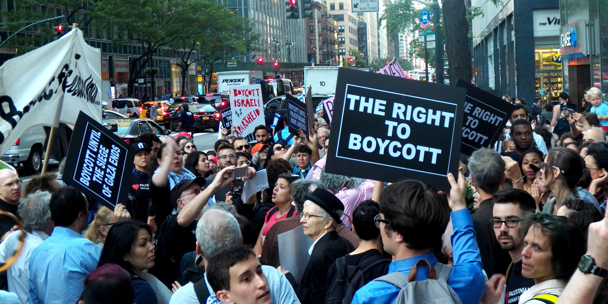 Bds 300 New Push For Law To Criminalize Israel Boycott Would Give Donald