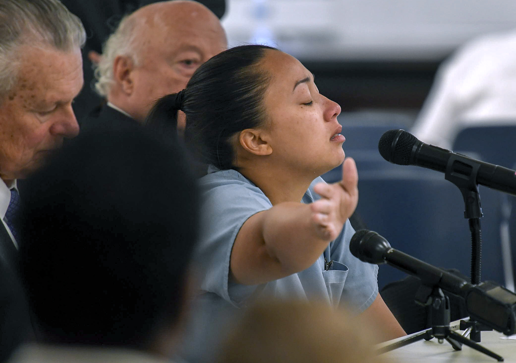 Freedom Coat Stand Cyntoia Brown S Freedom Came For The Wrong Reasons