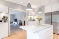 WHITE KITCHENS-PURE AND TRANQUIL DECOR THEME  The ...
