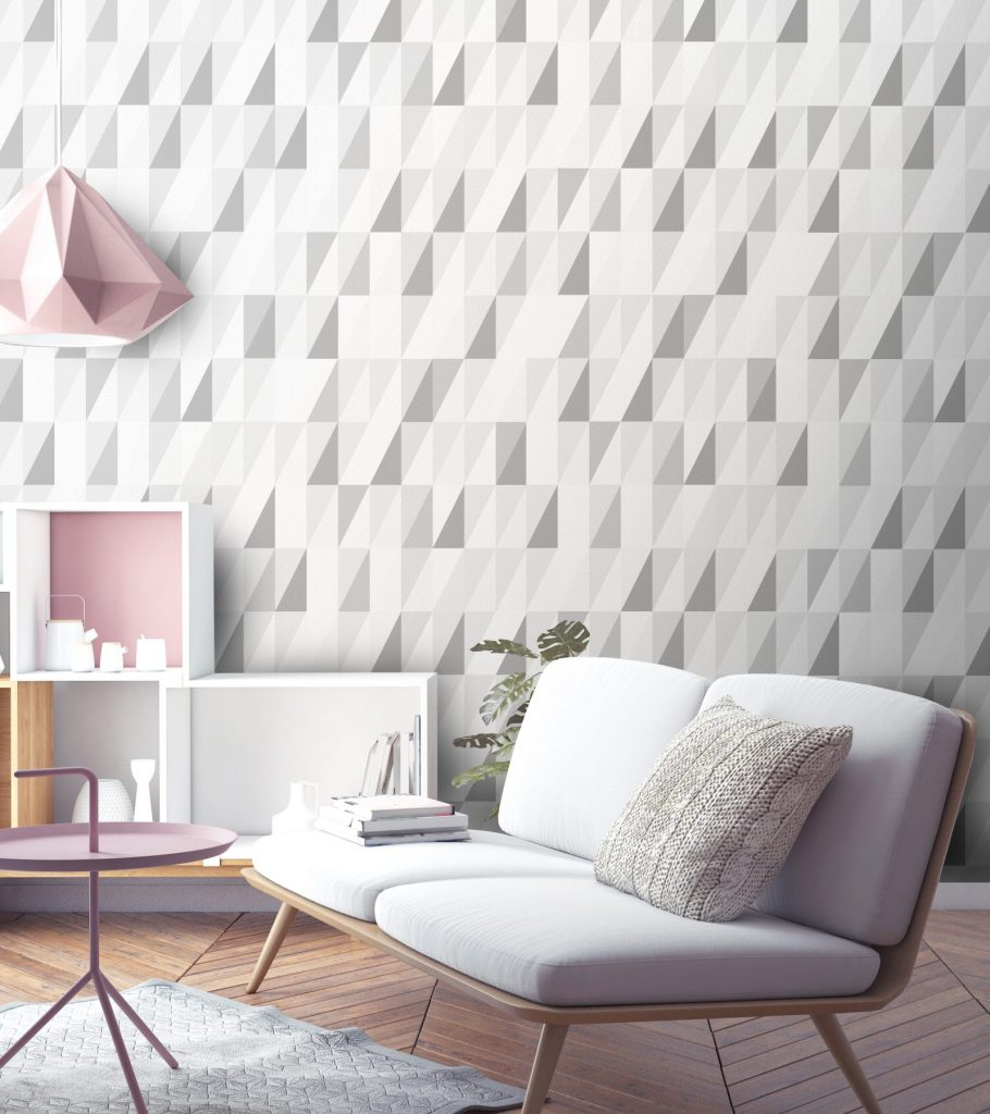 Chic Contemporary Modern Wallpaper The Ultimate Guide To Wallpaper Your Homes The Interior Editor