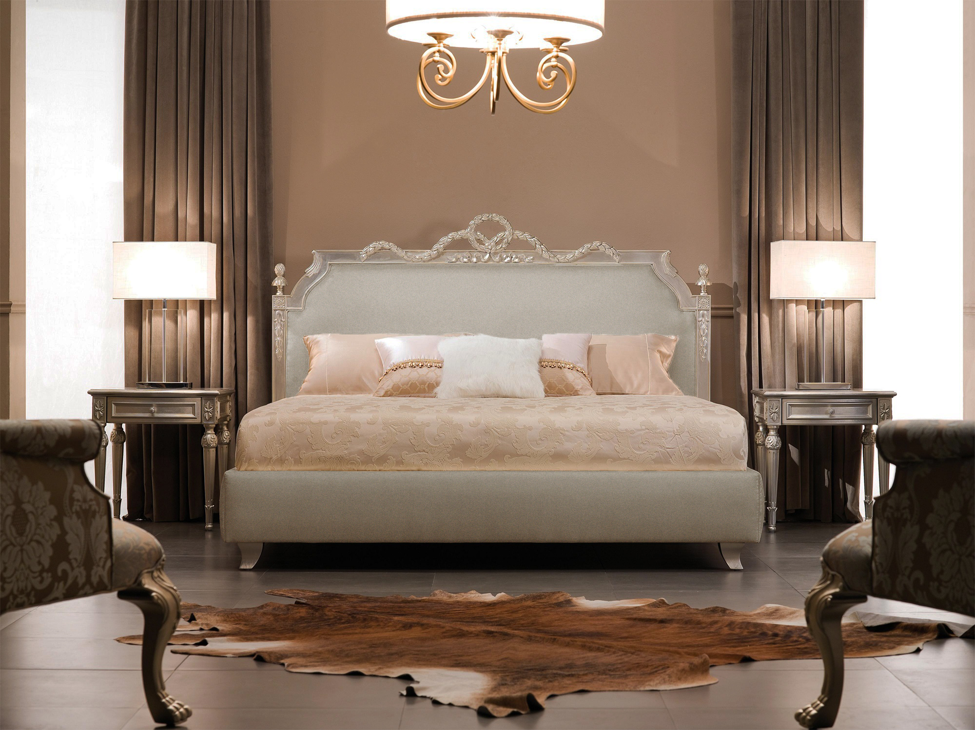 Chambre Baroque Luxury Bed Baroque Bed Luxury Bedroom Set Ambassador