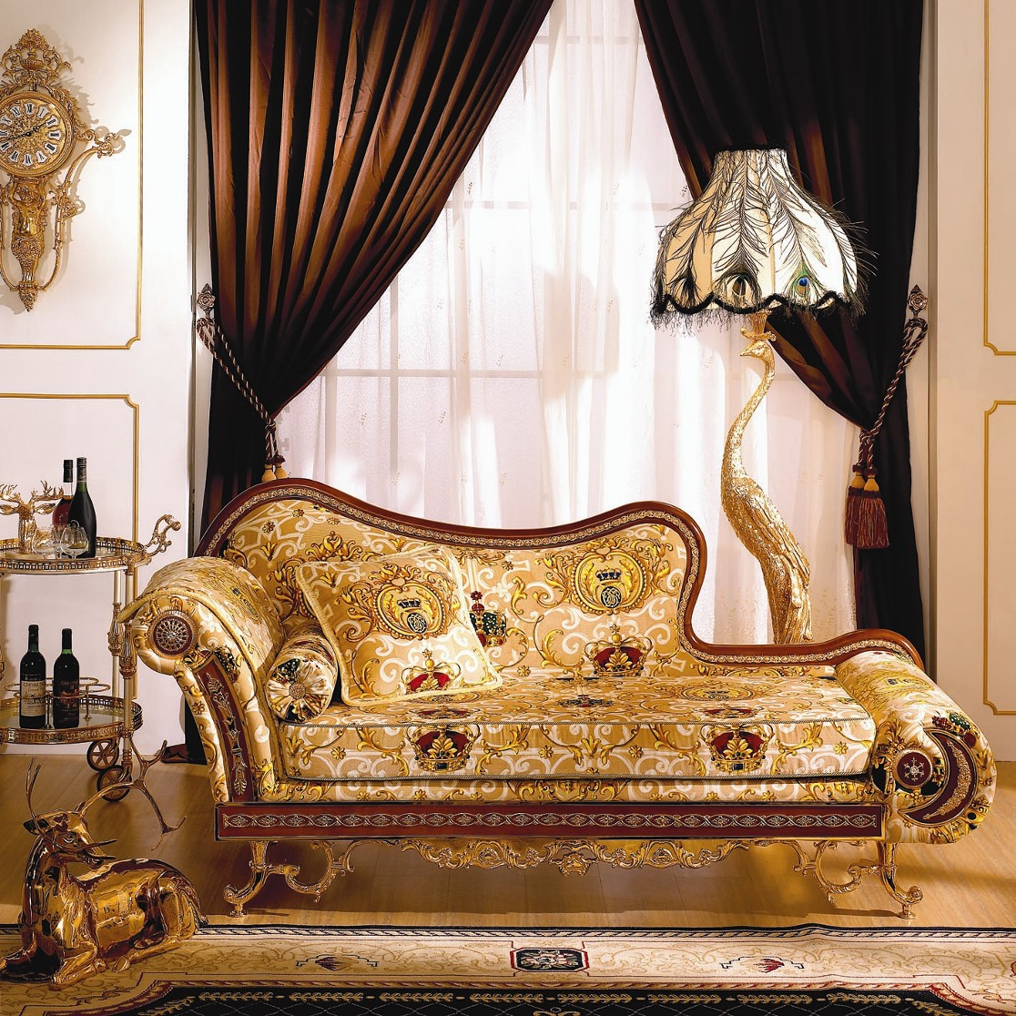 Chaise Medieval Luxury Interior Design Luxury Elegant And Modern Old