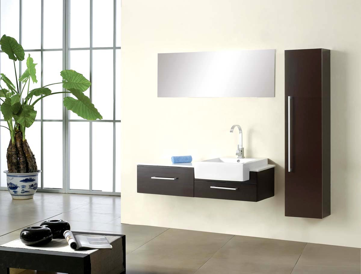 Waschbecken Modernes Design Modern Bathroom Vanity Allure