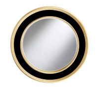 Mirror- Round Wall Mirror - Large Modern Contemporary Wall ...