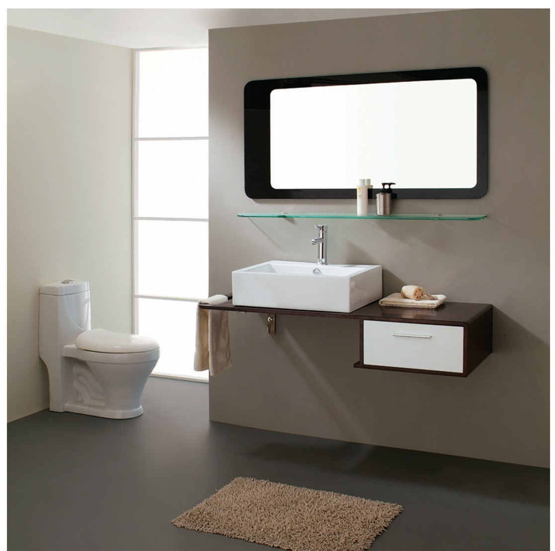 Moderner Schminktisch 30 Excellent Modern Contemporary Bathroom Vanities