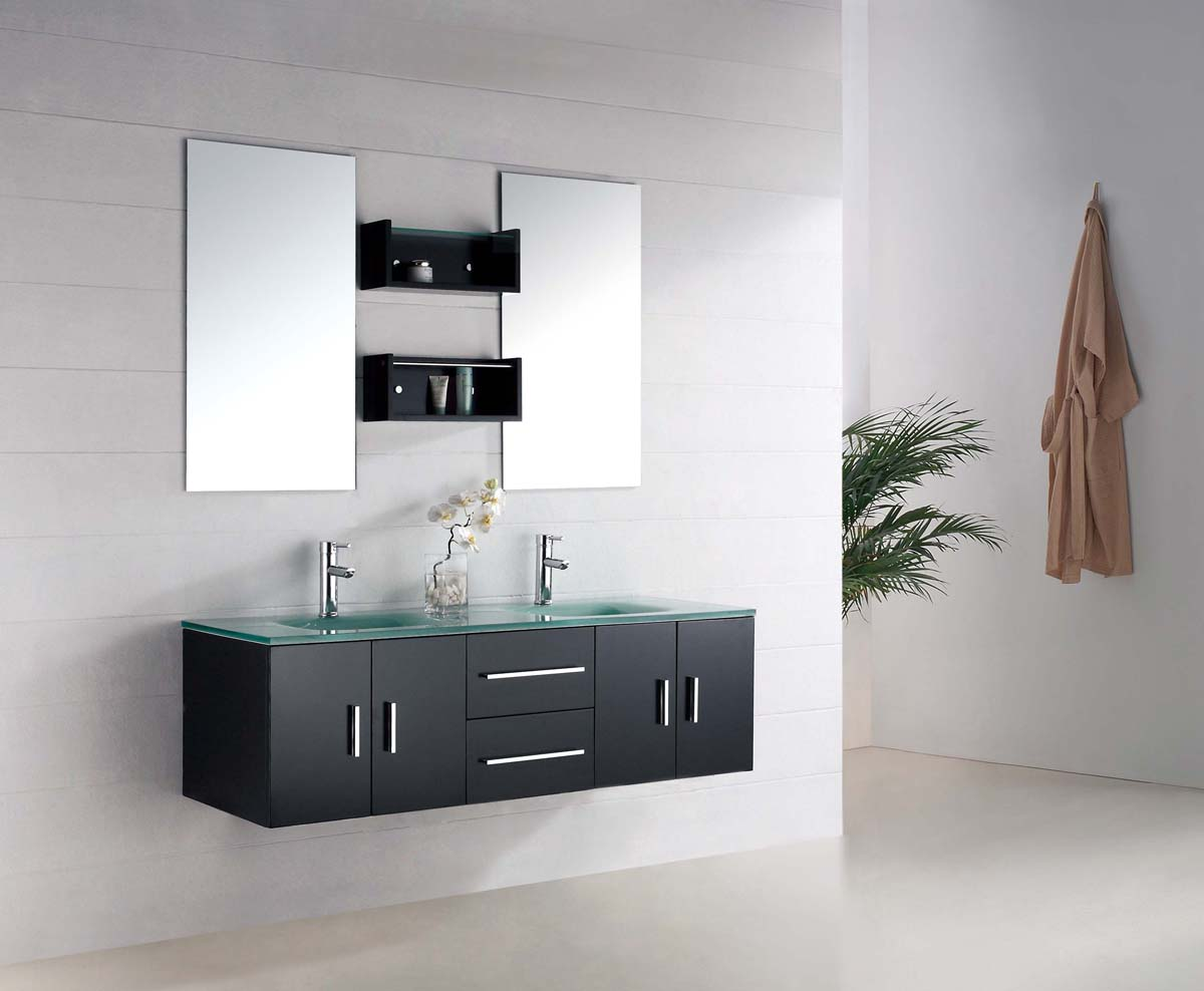 Bathroom Vanitiy Modern Bathroom Vanity Set Macari