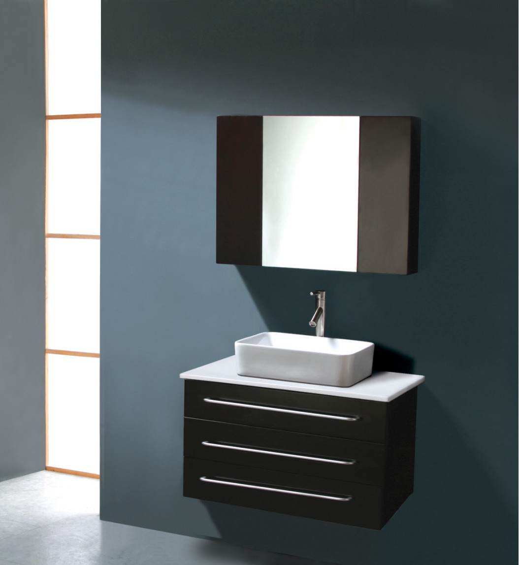 Bathroom Vanitiy Modern Bathroom Vanity Dimitrie