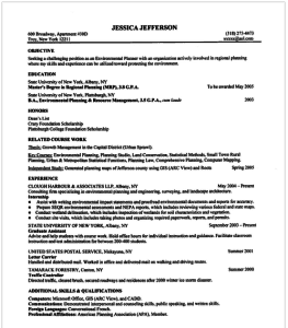 Listing Education Experience And Skills On Your Resume How To Make A Resume 101 Examples Included