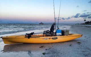 Yeti Roadie Hobie Pro Angler 14 Fort Myers