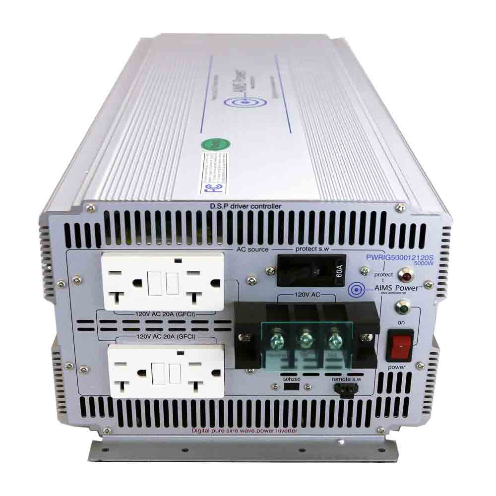 1000 Watt Pure Sine Wave Inverter 5000 Watt 12 Volt Pure Sine Inverter Industrial Grade