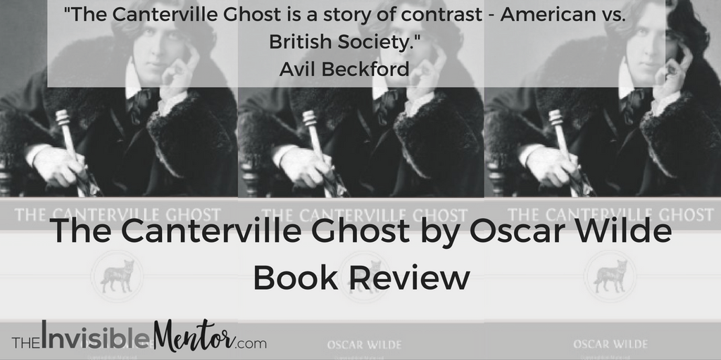 book review of novel the canterville ghost The canterville ghost is a popular short story by oscar wilde, widely adapted for the screen and stage it was the first of wilde's stories to be published.