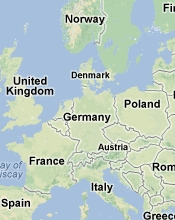 Demark Germany and UK