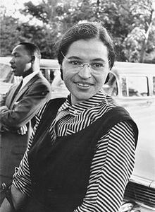 "Rosa Parks, ""Mother of Civil Rights Movement"" – Mini Bio #blackhistorymonth"