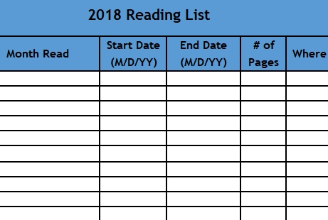 Book Tracker Reading Log to Keep Track of Books Read - The