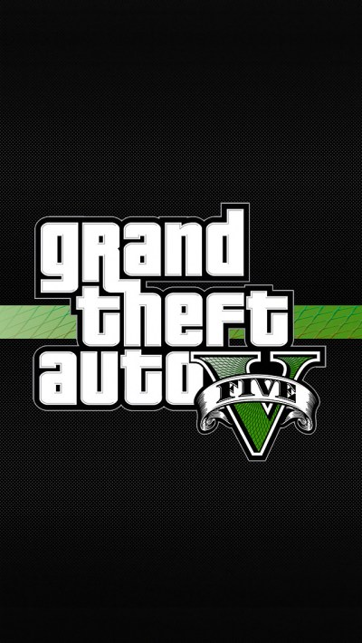 GTA 5 - The iPhone Wallpapers