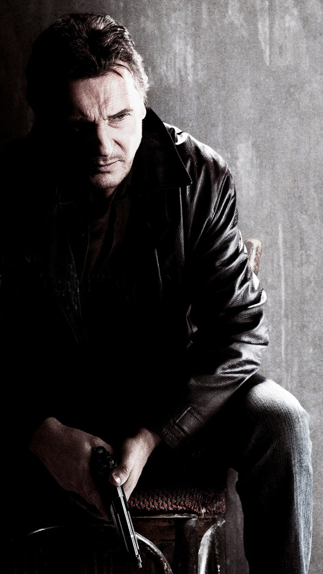 Liam Neeson Iphone Wallpaper Taken 2 The Iphone Wallpapers