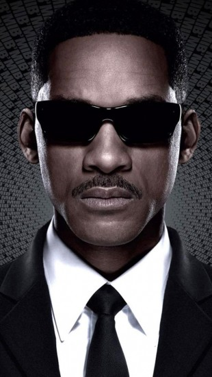 Will Smith Men in Black 3 - The iPhone Wallpapers