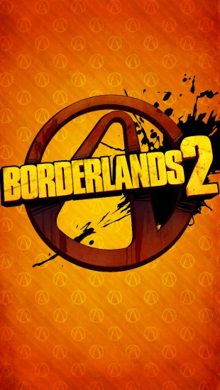 Borderlands 2 - The iPhone Wallpapers