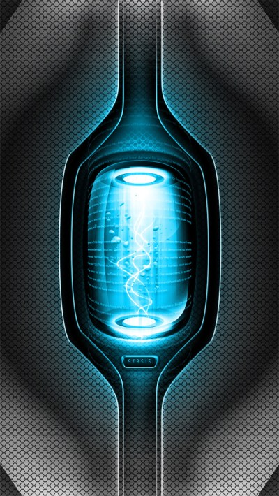 future science fiction stasis - The iPhone Wallpapers