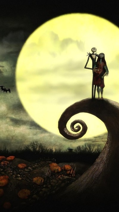 The iPhone Wallpapers » The Nightmare Before Christmas
