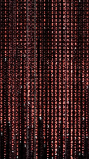 Animated Wallpaper For Mobile Phone Gif The Red Matrix The Iphone Wallpapers