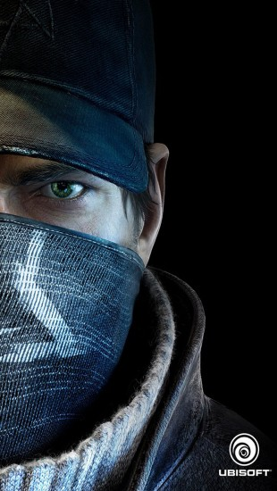 3d Wallpaper For Walls India Watch Dogs Aiden Pearce The Iphone Wallpapers