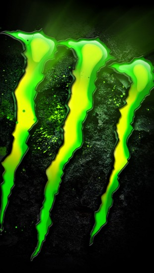 Satanic Iphone Wallpaper Monster Energy Logo The Iphone Wallpapers
