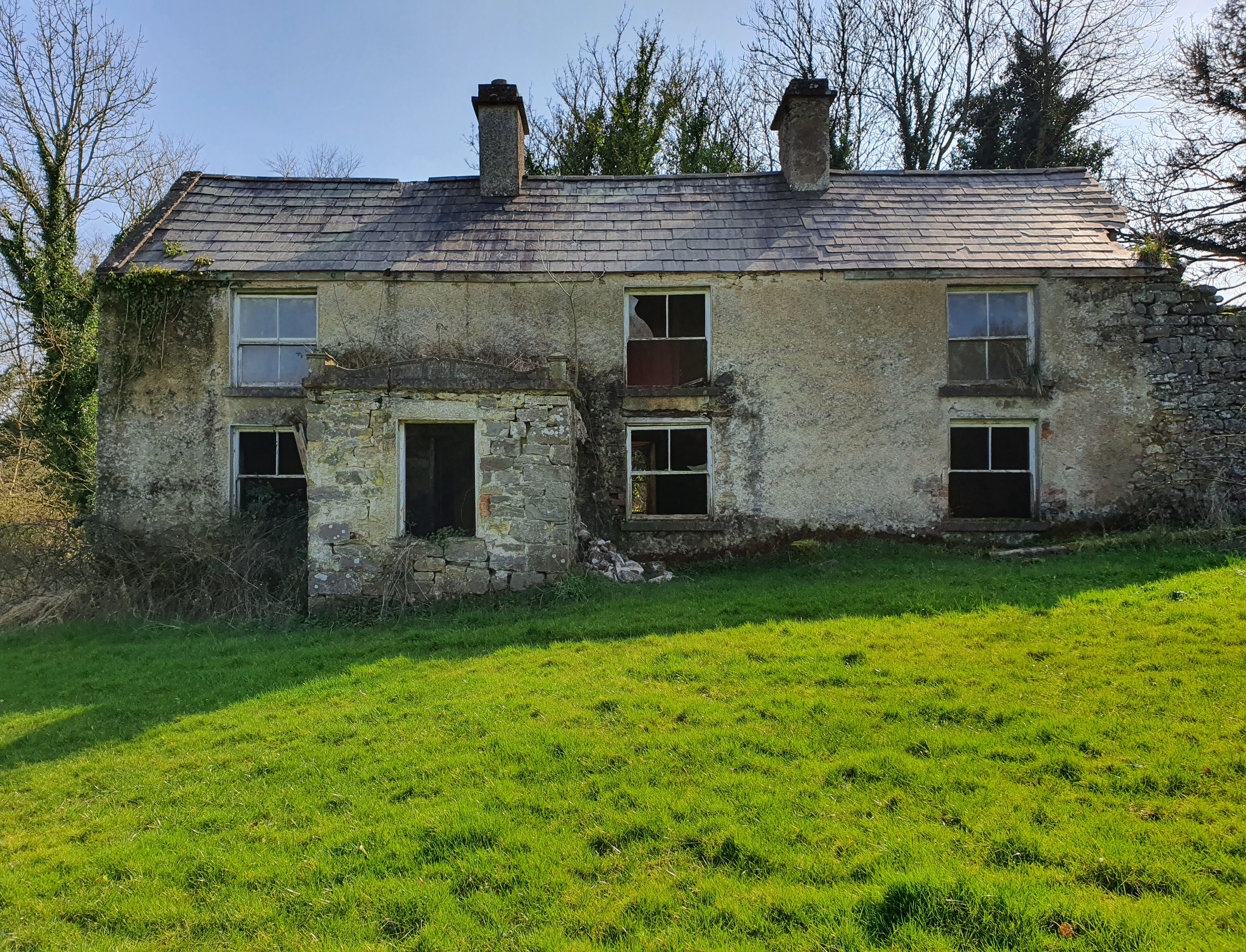 Irish Farmhouse The Irish Aesthete