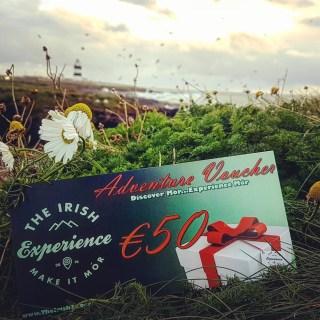 The Irish Experience Gift Voucher