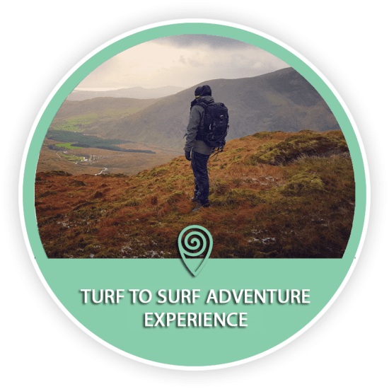 TURF TO SURF ADVENTURE