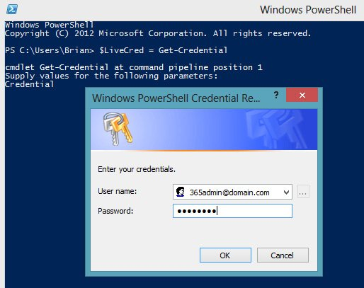 Add Calendar Permissions in Office 365 with Windows Powershell - steps for creating a grant calendar