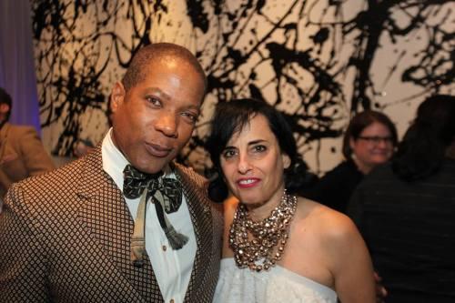 Rio Hamilton and Jade Dressler