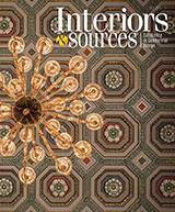 Interiors & Sources cover, Scott Sanders