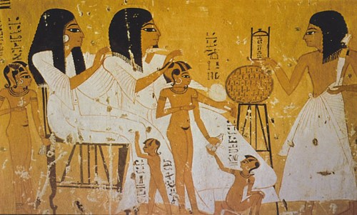 EgyptWomenFamily