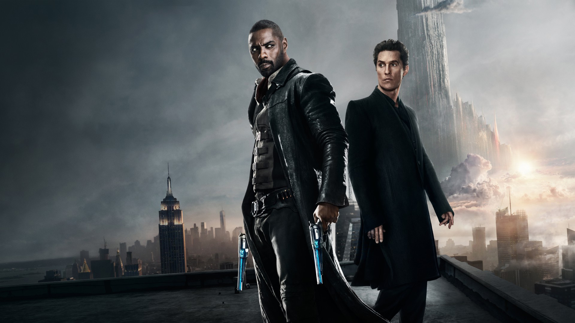 Idris Elba Films Dark Tower Scenes With Tom Taylor As Jake The Jam Report Review The Dark Tower