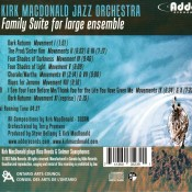 Kirk MacDonald Jazz Orchestra_Family Suite_back