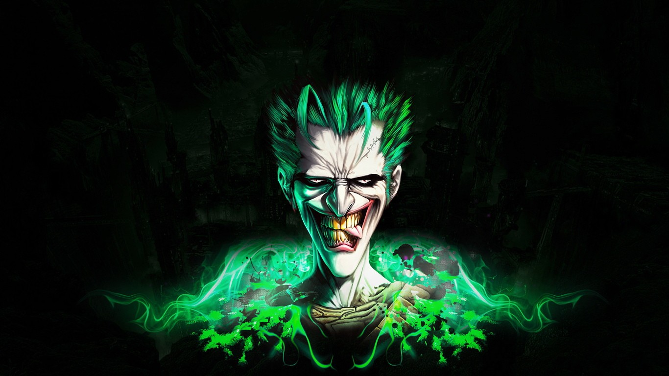 Fantastic Wallpapers With Quotes The Green Flash Joker The Jester S Corner