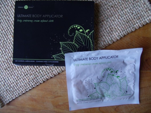 It Works! Body Wraps: My Results After 4 Applications