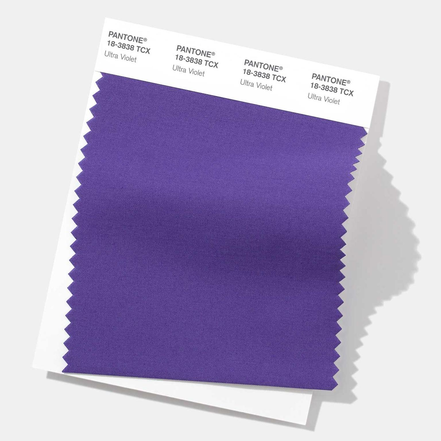 Ultra Violet Pantone Pantone Color 18 3838 Ultra Violet Swatch