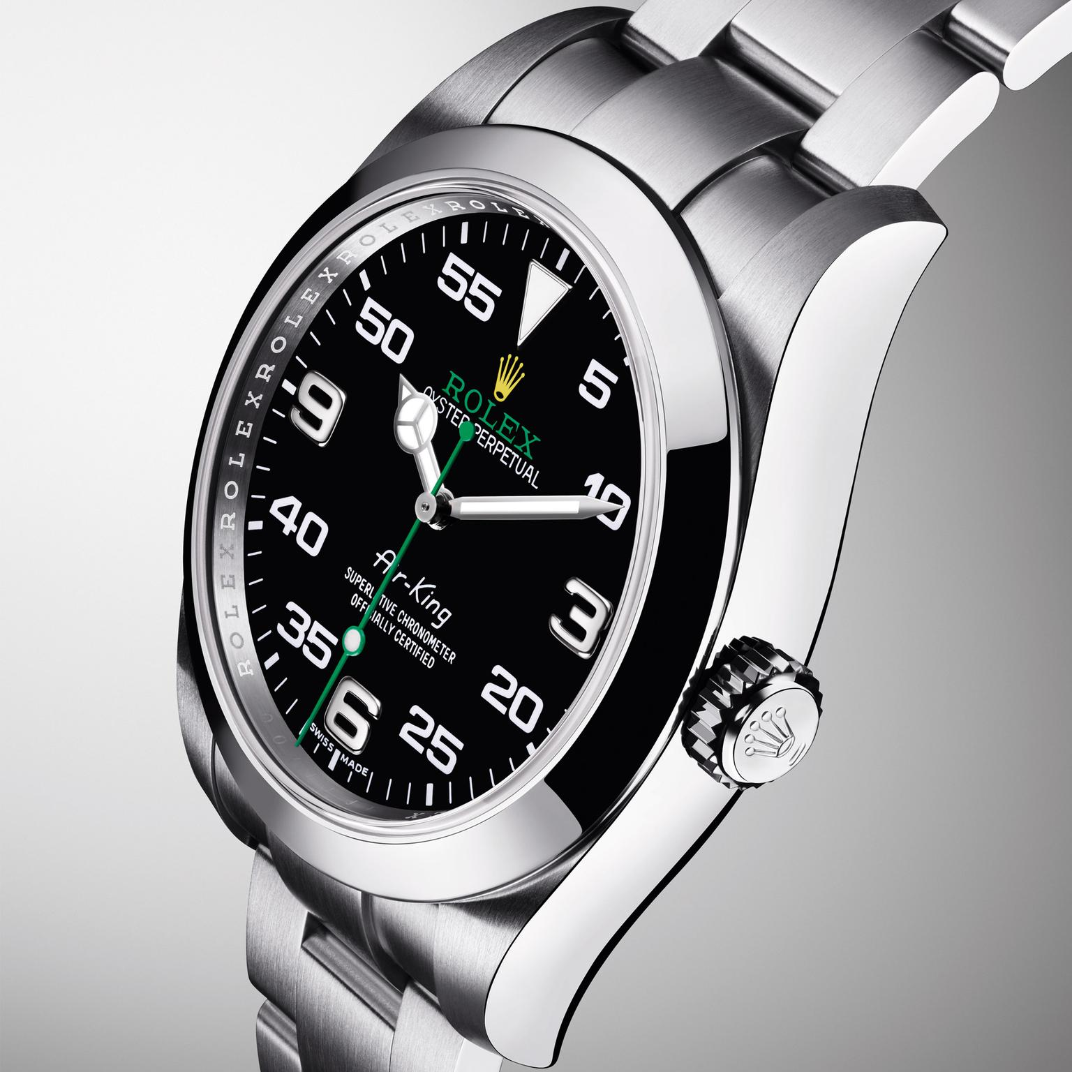 Rolexs Watches Oyster Perpetual Air King Watch
